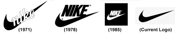 Large Corporate Companies Have Simplified Their Logos