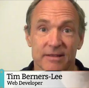 tim-berners-lee is surely due a better job title