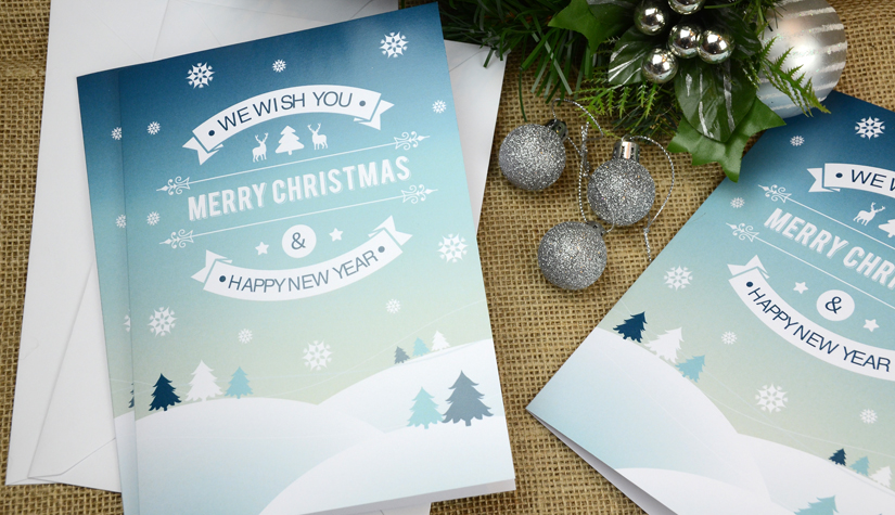 Large Christmas Cards