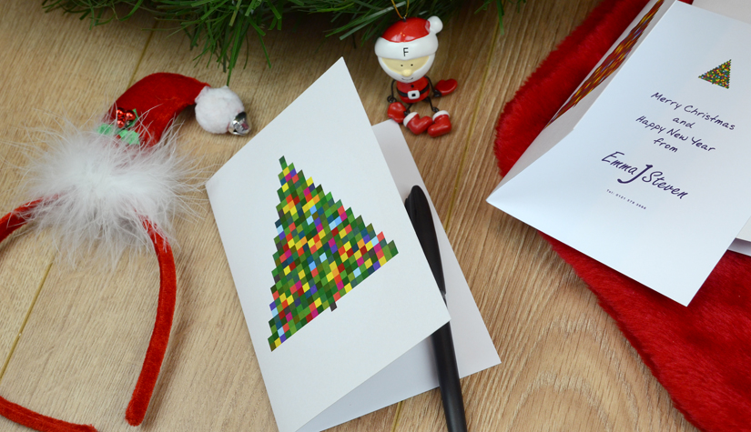 small christmas cards