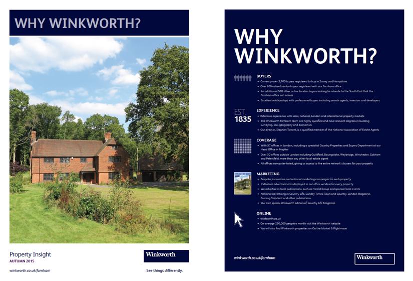 Flyer Design For Estate Agents Print Printcouk Blog